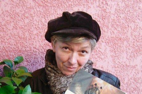 Corinne Aubert, la fondatrice de l'EMA