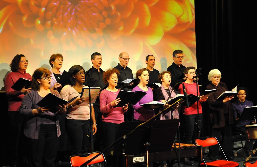 Ensemble vocal Adulte - Martignas